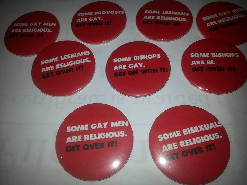 badges for Pride